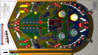 Hyperpin playfield